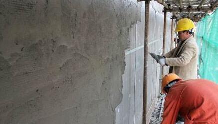 外墙保温砂浆施工注意事项